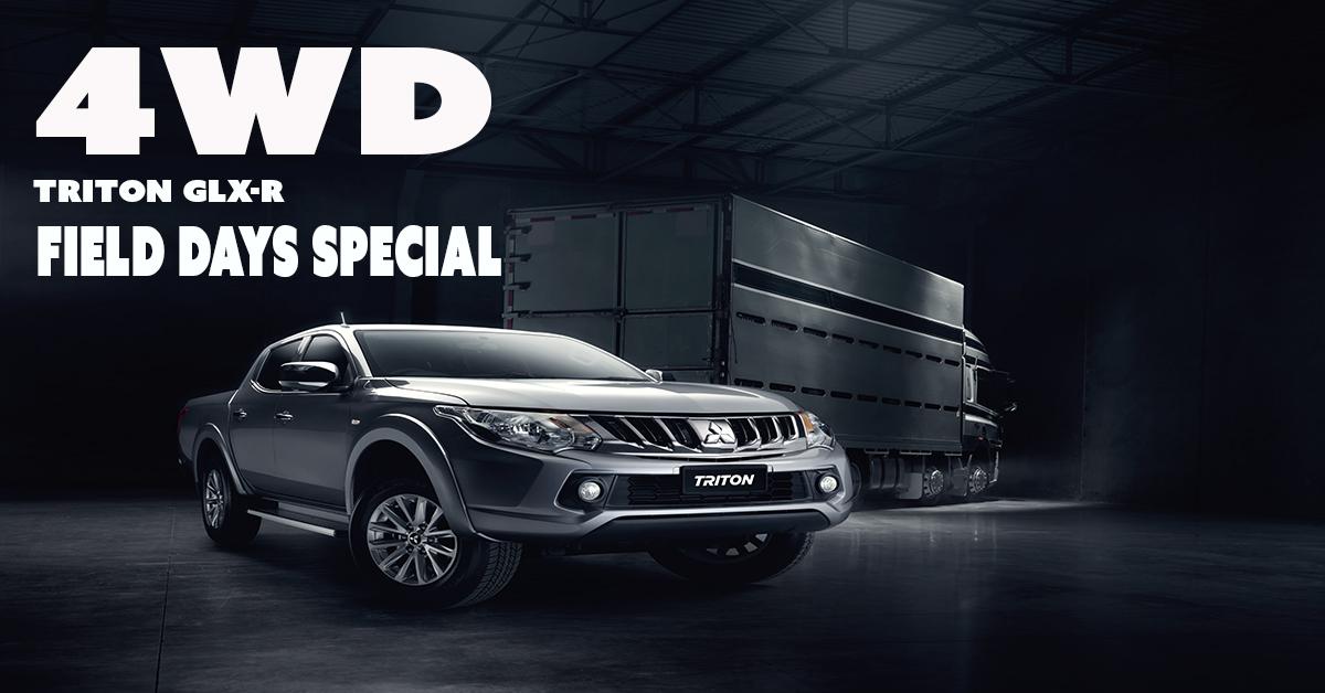 Field days GLX-R 4WD